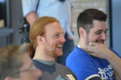 DevOps Gathering Conference Attendees