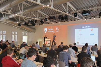 DevOps Gathering Conference Introduction