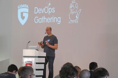 DevOps Gathering Conference Peter Roßbach