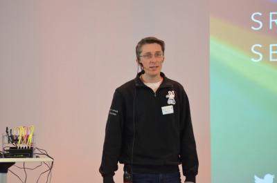 DevOps Gathering Conference Stefan Scherer