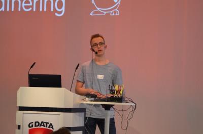 DevOps Gathering Conference Stage