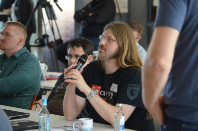 DevOps Gathering Conference questions