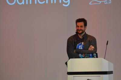 DevOps Gathering Conference Fun