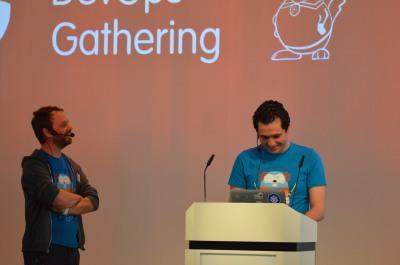 DevOps Gathering Conference traefik