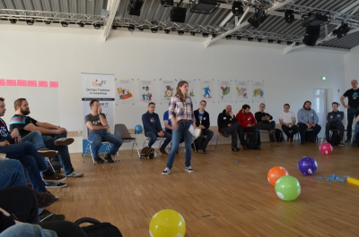 DevOps Gathering Open Space introduction
